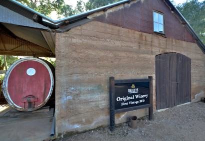 Glenrowan Wine Region escape
